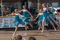 Jefferson City Dance Academy performers at Oktoberfest