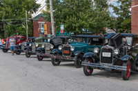 The Old Car Show at Oktoberfest 2016.